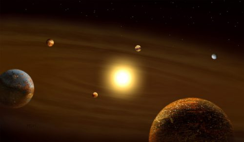 Spazio: HD 158259, il sistema planetario in 'risonanza perfetta'