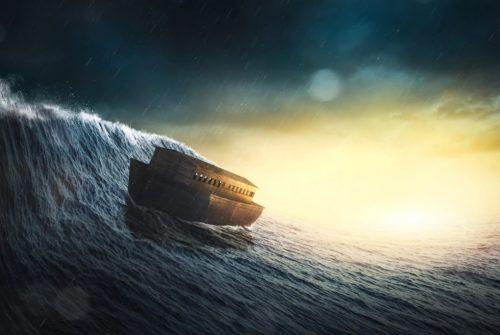Le tracce di un colossale tsunami sulle coste di Israele