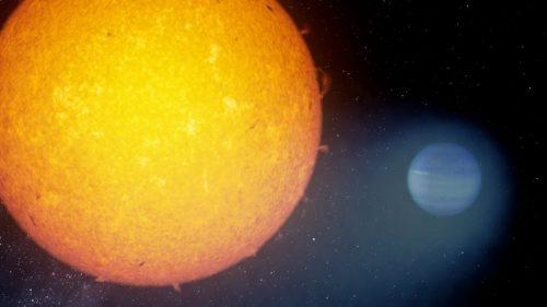 """Spazio: nuove rivelazioni su WASP-107b, il pianeta """"zucchero filato"""""""