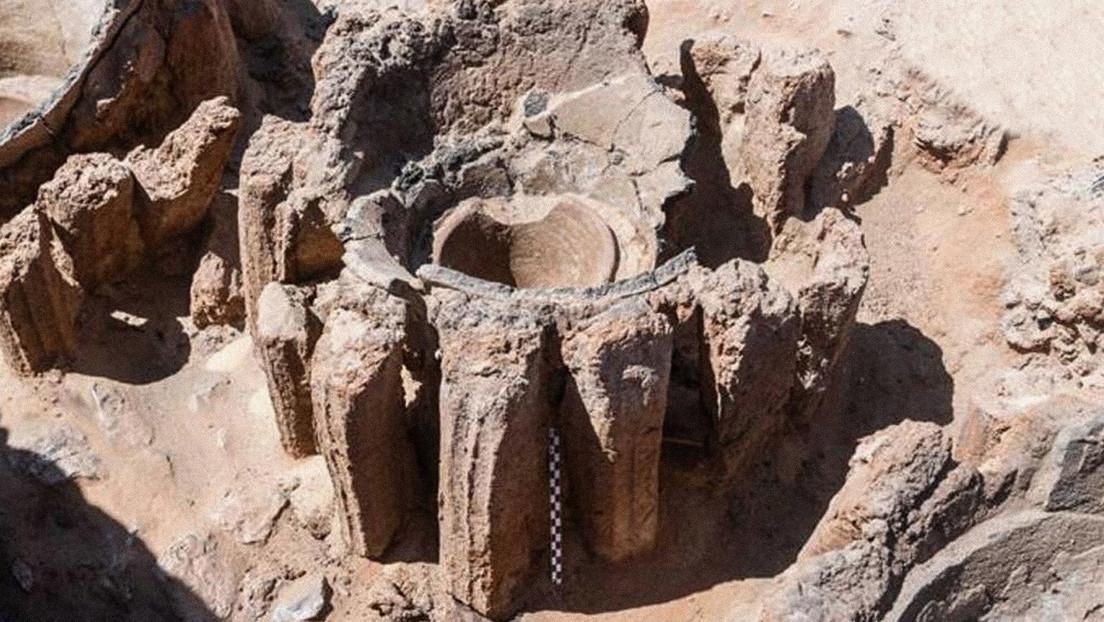 Il più antico birrificio al mondo scoperto in Egitto