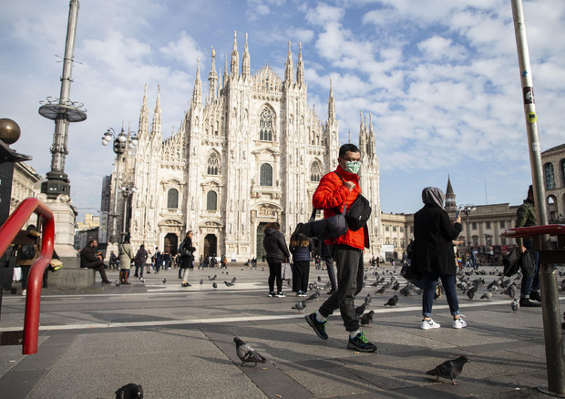 COVID: individuata pericolosa mutazione a Milano
