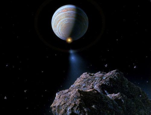 Spazio: meteorite precipita su Giove. La registrazione di JUNO