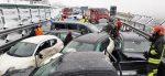 Maxi tamponamento sulla Torino – Bardonecchia: 10  feriti e almeno 2 morti