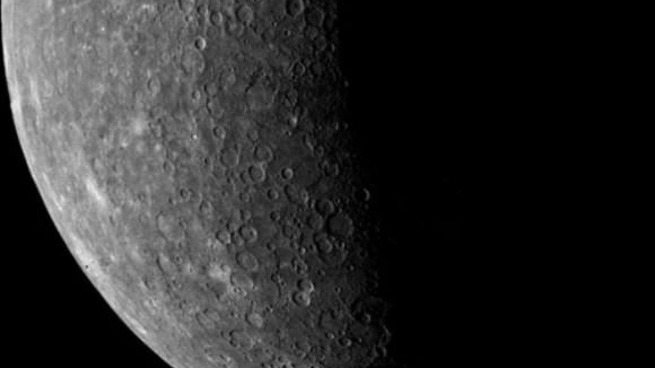 Spazio: un meteorite è precipitato su Mercurio