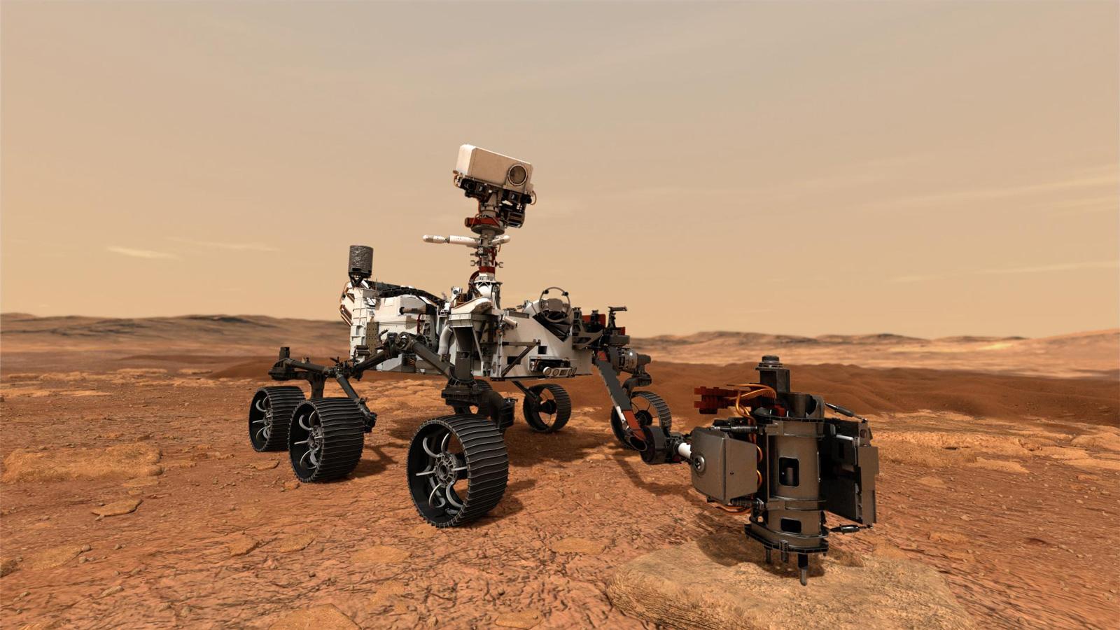 Perseverance: quali sono gli obbiettivi della storica missione della NASA?