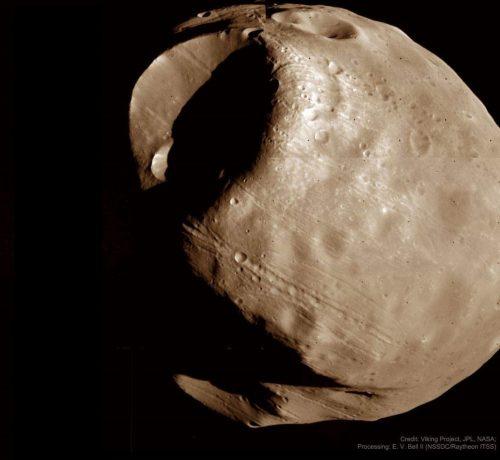 Spazio: tracce di ossigeno marziano sulla luna Phobos. La scoperta