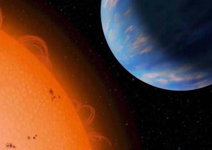 Spazio: Gliese 3470 b il pianeta composto da 'gas stellari'