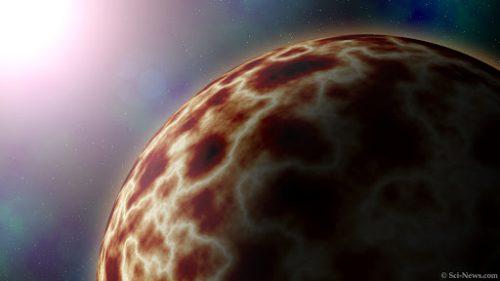 Spazio: Gliese 740b, la super Terra che brucia a 556 gradi