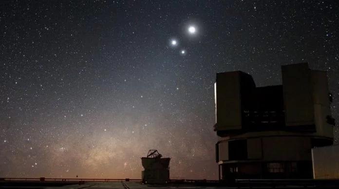 Saturno Mercurio Giove: in arrivo spettacolare 'triangolo planetario'