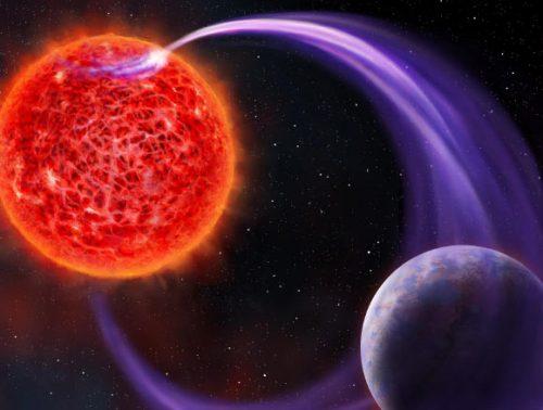 Gliese 1151b: il pianeta 'terrestre' troppo vicino alla stella