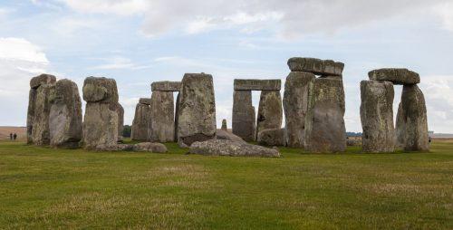 Le pietre di Stonehenge provenienti da un altro sito in Galles