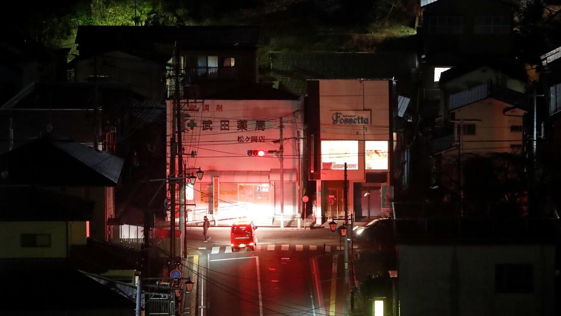 Terremoto Giappone: blackout e frane nella Prefettura di Fukushima