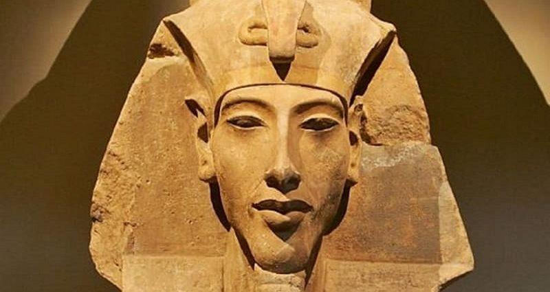 Egitto: ricostruito il volto di Akhenaton, il padre del celebre faraone Tutankhamon