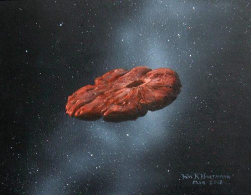 Scoperta l'origine di Oumuamua: l'oggetto interstellare che ha raggiunto il Sistema Solare