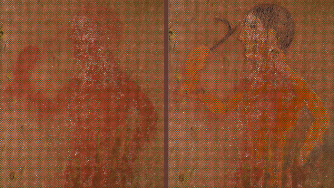 "Archeologia: scoperte immagini ""nascoste"" negli affreschi etruschi"