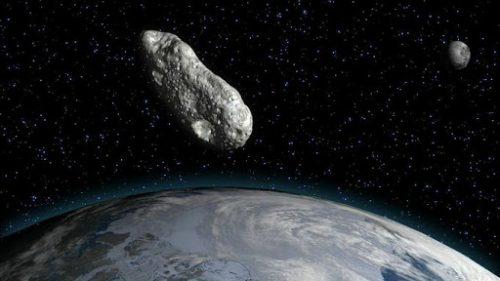 2001 FO32: il più grande asteroide del 2021 ad avvicinarsi alla Terra