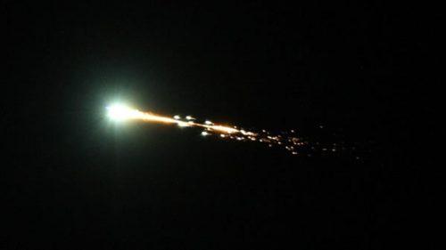 Spazio: un bolide spaziale esplode tra Canada e USA. Il video