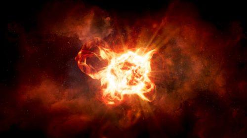 Spazio: gigantesche formazioni oscurano l'ipergigante rossa VY Canis Majoris