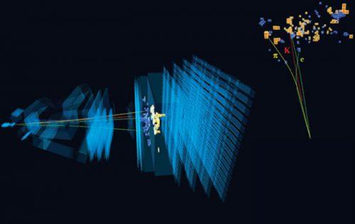 Un fenomeno che sfida ogni legge della fisica osservato al CERN