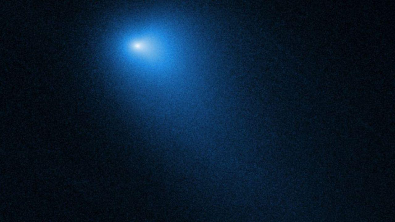 Spazio: la cometa 2I / Borisov è uno degli oggetti più 'incontaminati' mai osservato