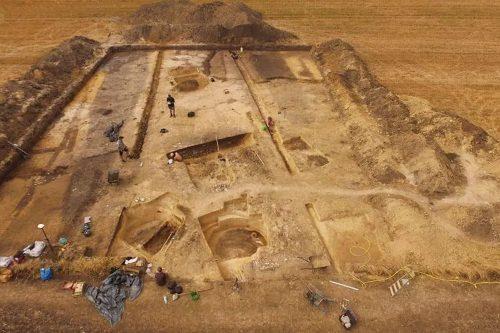 Un misterioso complesso di tombe megalitiche scoperto in Polonia
