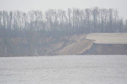 Germania: frana travolge lago provocando onda anomala. Danni ingenti