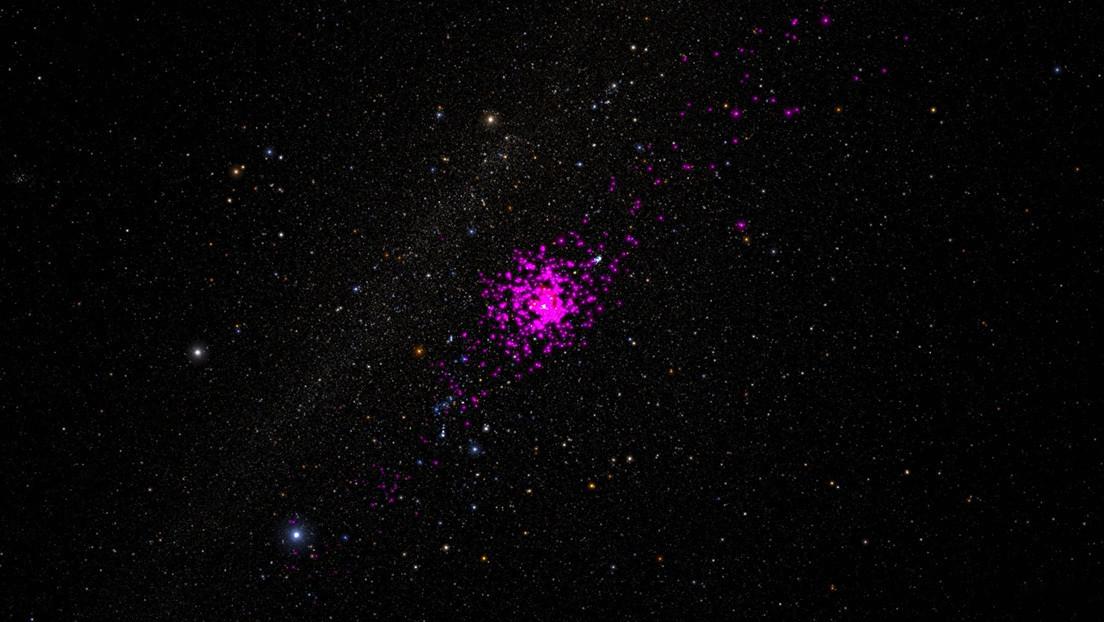 Spazio: una forza invisibile sta 'lacerando' l'ammasso stellare più vicino alla Terra