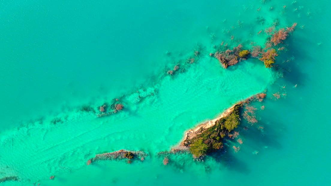 Turchia: un suggestivo lago turchese è uno dei luoghi più inquinati del paese