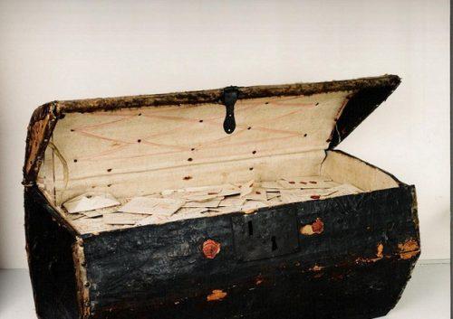 Una lettera di 300 anni è stata 'riaperta' grazie ai raggi X