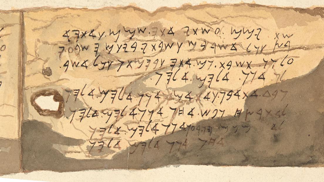 Pergamene di Shapira: identificato il più antico manoscritto biblico mai scoperto