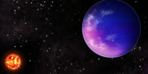 TOI-130b il pianeta con roccia, acqua e atmosfera e un 'compagno segreto'