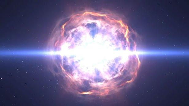 Spazio: una stella è esplosa nella Costellazione di Cassiopea