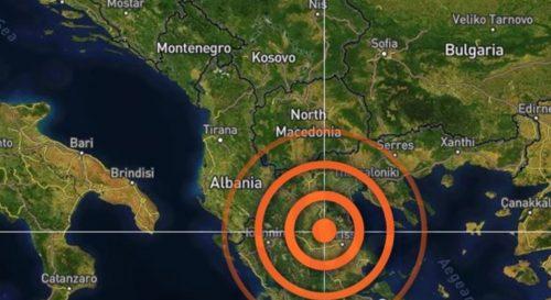 Spaventoso terremoto M 5.7 in Grecia: paura e segnalazioni anche dall'Italia