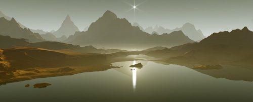 Spazio: ambiente ideale per forme di vita extraterrestri in un cratere di Titano