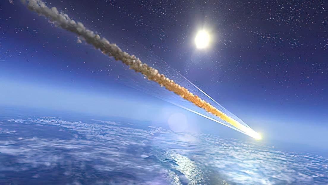 Tracce dell'esplosione di un pericoloso meteorite scoperte in Antartide