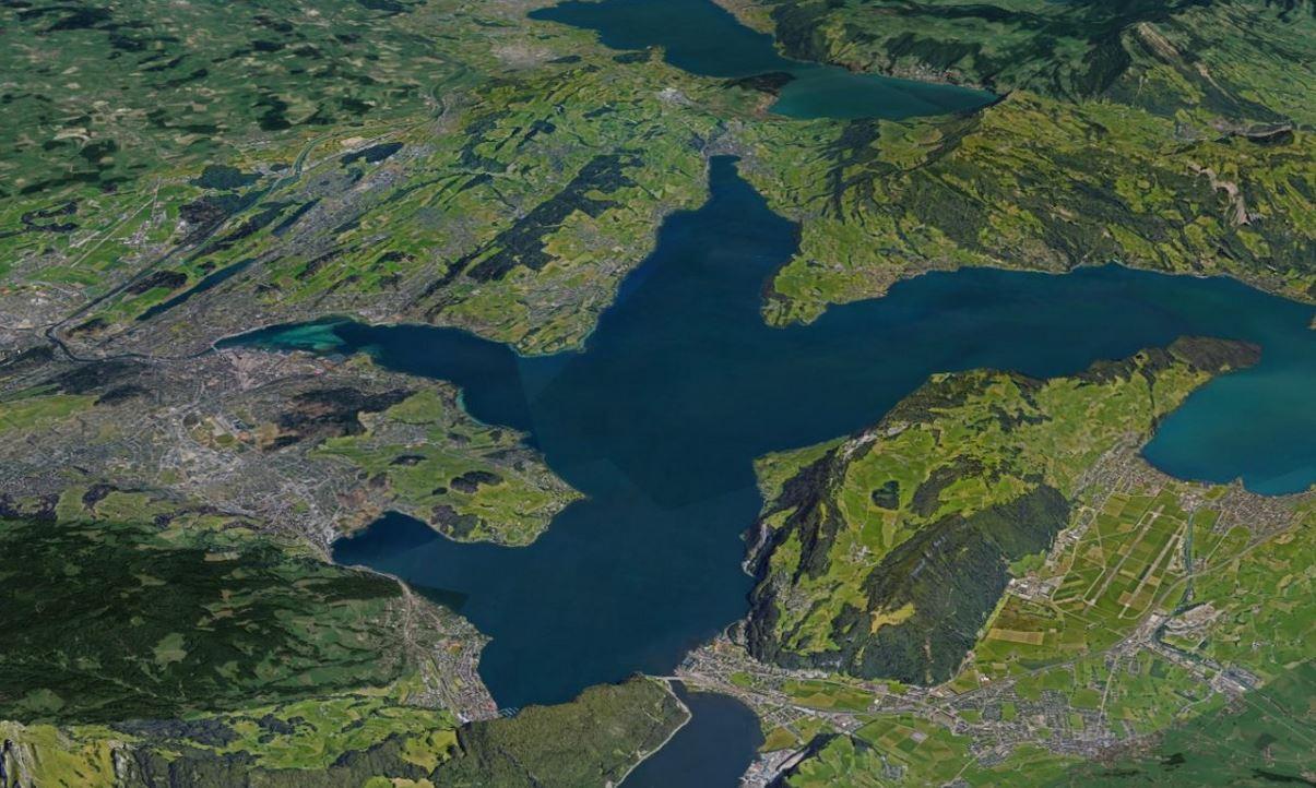 Scoperto un antichissimo villaggio di 2000 anni fa nel lago di Lucerna