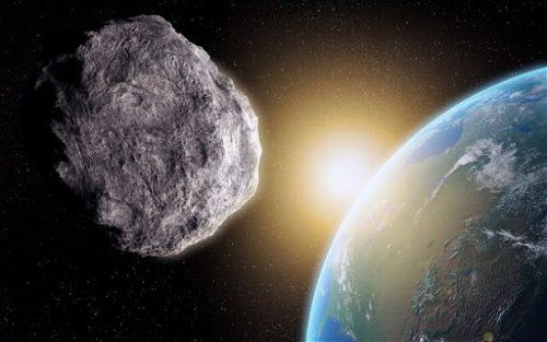 Spazio: l'asteroide 2021 GW4 ha sfiorato la Terra ad una distanza eccezionalmente ravvicinata