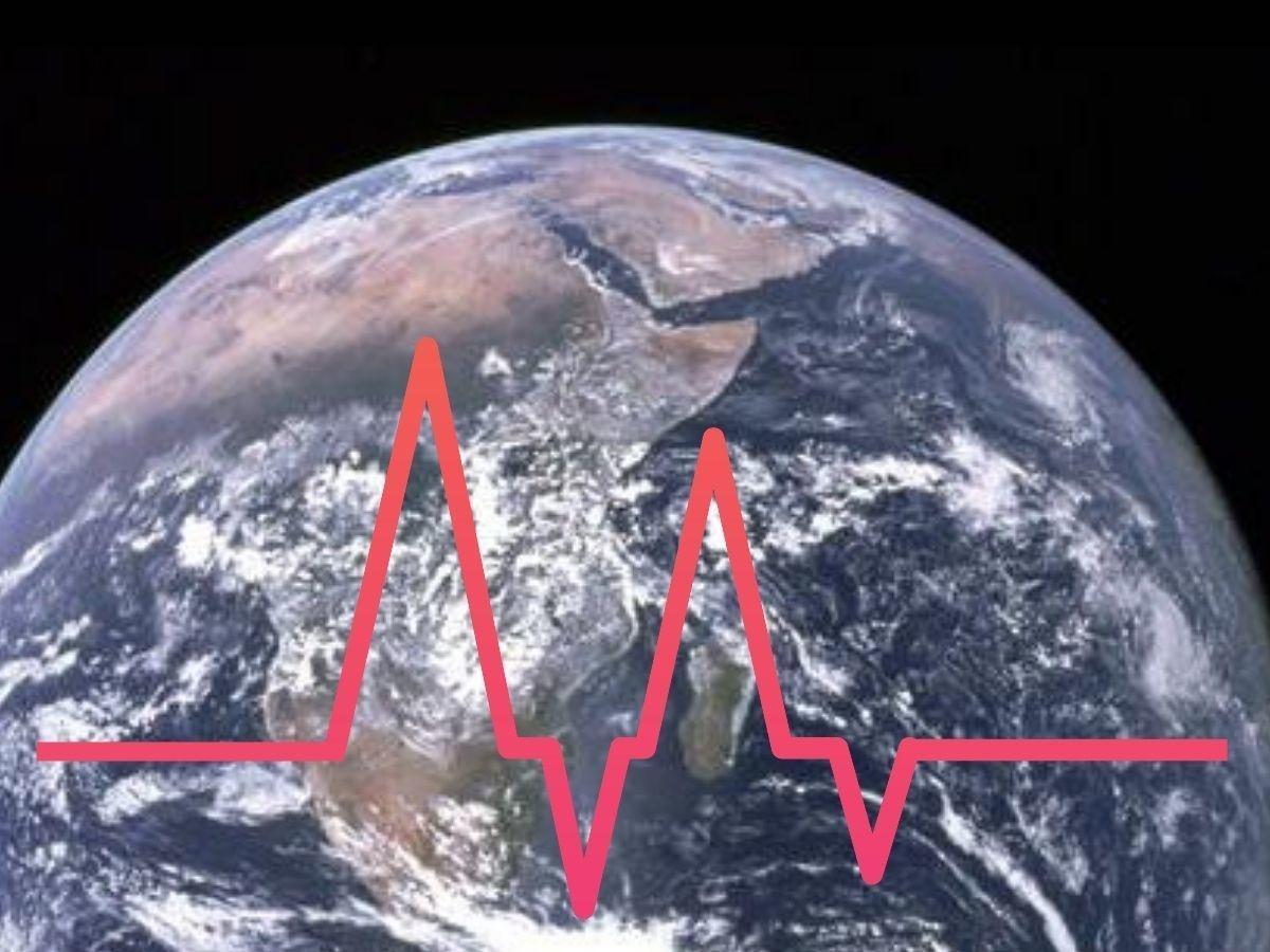 """Il battito cardiaco della Terra che """"pulsa"""" ogni 26 secondi"""