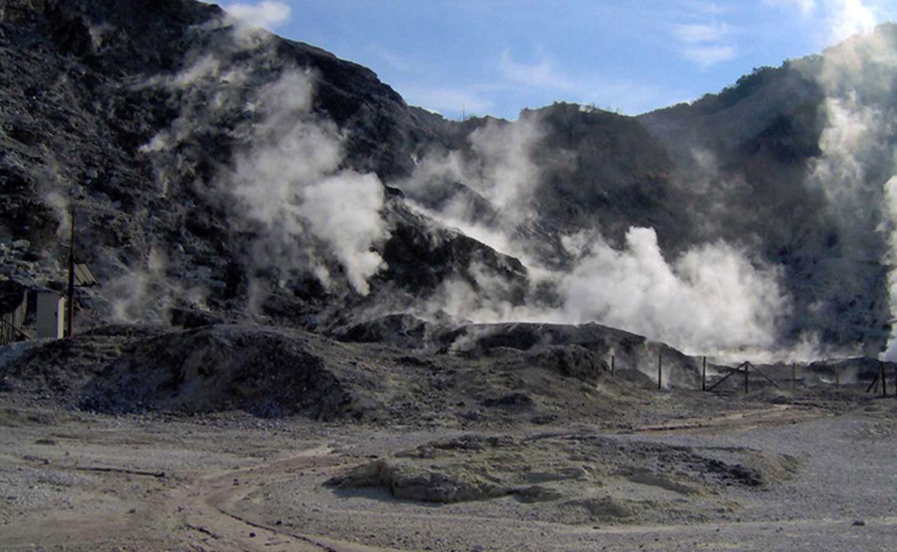 Campi Flegrei: scoperto aumento dell'anidride carbonica dal suolo del supervulcano
