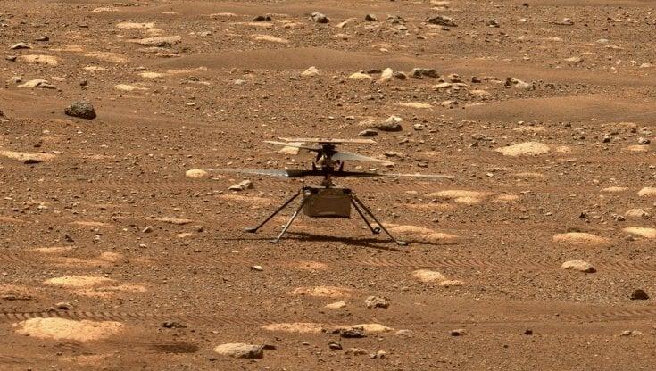 Marte: Ingenuity non decollerà nelle prossime ore. Rimandato il volo del drone-elicottero