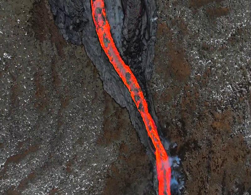 Islanda: si apre nuova frattura. Fiume di lava nella penisola di Reykjanes. Evacuati i turisti
