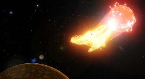 Spazio: potentissimo bagliore dalla Proxima Centauri, la più vicina al Sistema Solare