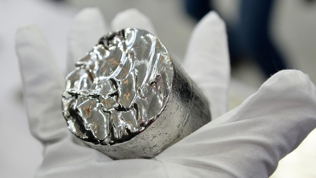 Un metallo più prezioso dell'oro aumenta il suo valore del 131% in un anno