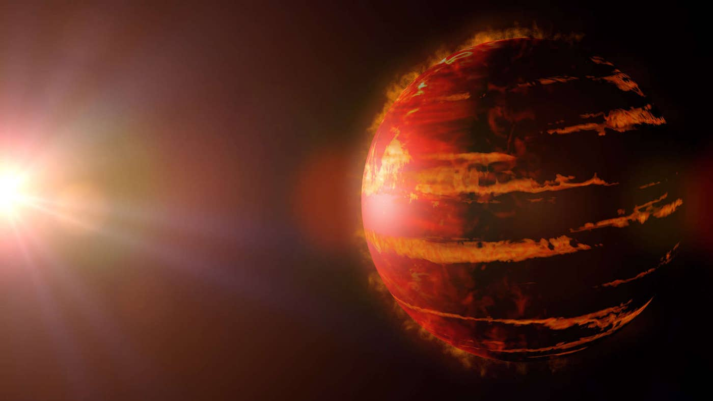 Spazio: scoperto YSES 2b, un gigantesco pianeta misterioso