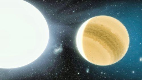 Spazio: Kelt-9 b, il pianeta più caldo delle stelle