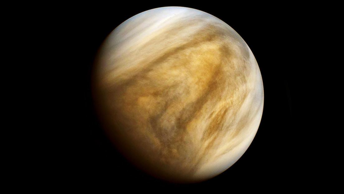 Spazio: fotografato il gigantesco anello di polvere di Venere