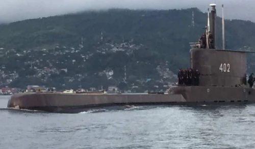 Sottomarino con 53 persone a bordo scomparso da due giorni: trovato un oggetto non identificato