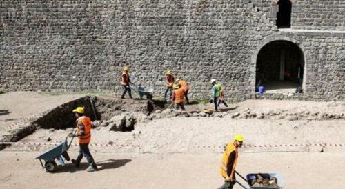 Scoperta una strada romana di 2000 anni in Turchia: i dettagli