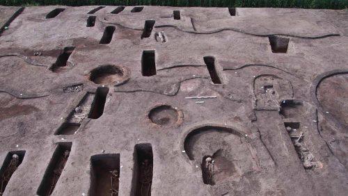 Egitto: oltre 110 tombe scoperte nel delta del Nilo