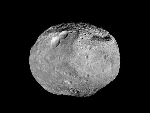 Spazio: frammenti del grande asteroide Vesta sono precipitati in Africa